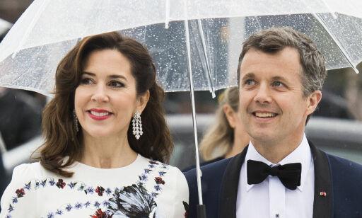 Kronprinsesse Mary om den første tida i Danmark: - Jeg klarte ikke å fatte hva som skjedde