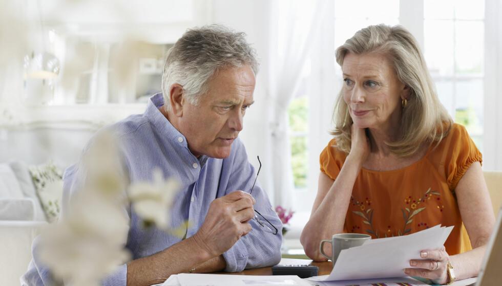 NYE REGLER: Nye samordningsregler får betydning for flere grupper pensjonister. Illustrasjonsfoto: NTB SCANPIX