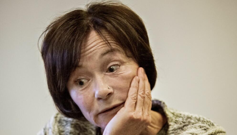 HRS BØR MISTE STATSSTØTTEN: Hege Storhaug i stiftelsen Human Rights Service (HRS). Foto: Jørn H Moen / Dagbladet
