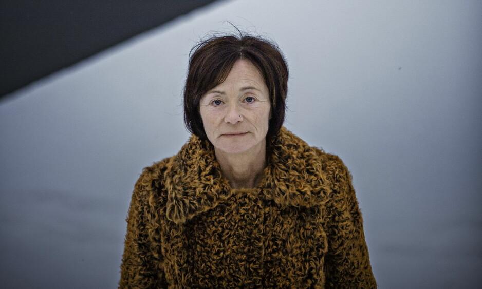 MØTER MOTSTAND: Informasjonsansvarlig Hege Storhaug i Human Rights Service ba leserne fotografere «den kulturelle revolusjonen» i et nytt fotoprosjekt.