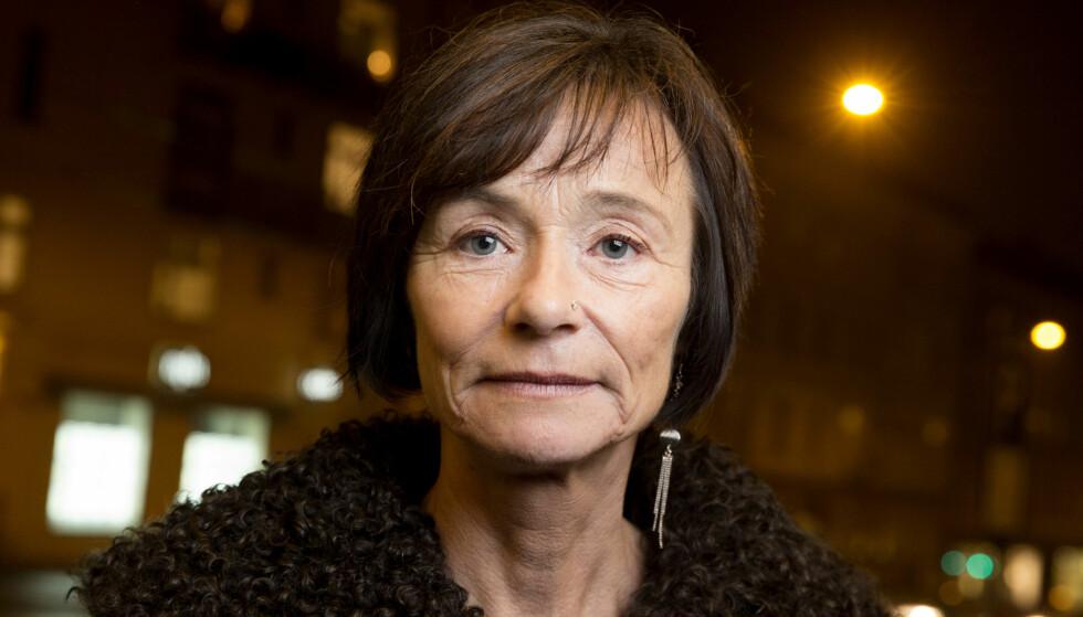 KAN MISTE STATSSTØTTE: Hege Storhaug og Human Rights Service. Foto: Håkon Mosvold Larsen / NTB scanpix
