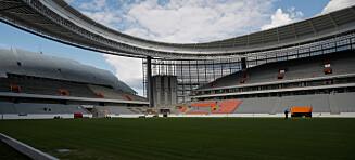 Den mørke historien til VM-arenaene