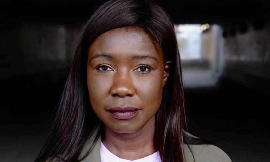 - SKAL ANMELDE: Den svenske forskeren og politikeren Victoria Kawesa sier hun kommer til å anmelde politiet i Bergen, etter en utlendingskontroll. Foto: FI Sverige
