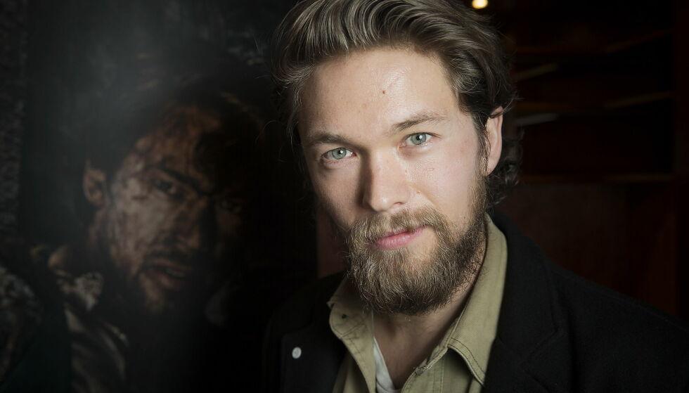 - UVURDERLIG: Skuespiller Jakob Oftebro takker for støtten etter «Hamilton»-ulykken, der han skal ha fått alvorlig forbrenning i ansiktet. Foto: Bjørn Langsem / Dagbladet
