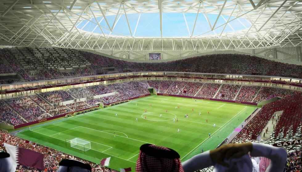 DYRT: Det er brukt mye penger på infrastruktur i Qatar. Foto: NTB Scanpix