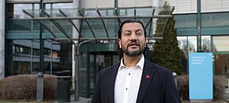 Regjeringen fjerner støtte til Islamsk Råd