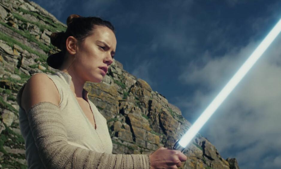 PREMIEREKLAR: «Star Wars: The Last Jedi» kommer i desember. Foto: Disney