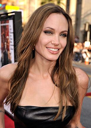 - VALGTE Å ALDRI JOBBE MED HAM IGJEN: Skuespiller Angelina Jolie (42) hevder at Harvey Weinstein skal ha oppført seg så ubehagelig mot henne at hun bestemte seg for at hun aldri ville jobbe med filmprodusenten igjen. Foto: NTB Scanpix