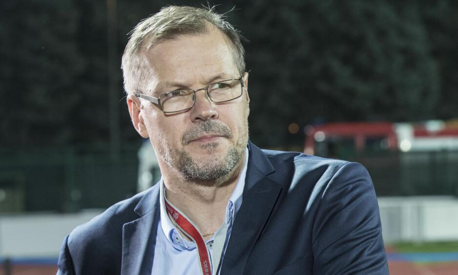 MAX-EKSPERT: Kjetil Rekdal er kritisk til det han så av Norge. Foto: Vidar Ruud / NTB scanpix