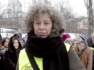 <strong>KRITISK:</strong> Seniorrådgiver Ina Tin i Amnesty. Foto: NTB Scanpix