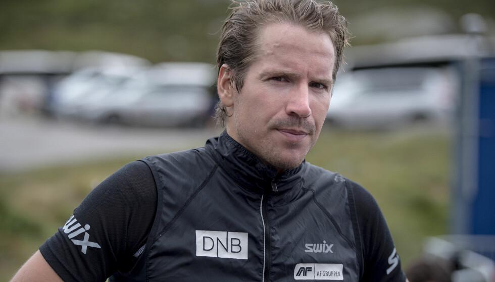 SISTE OL: Emil Hegle Svendsen tror OL i Pyeongchang blir hans siste. Foto: Carina Johansen / NTB Scanpix