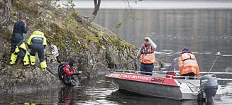 Læreren som er savnet etter ulykken i Seljordsvatnet, er antatt omkommet