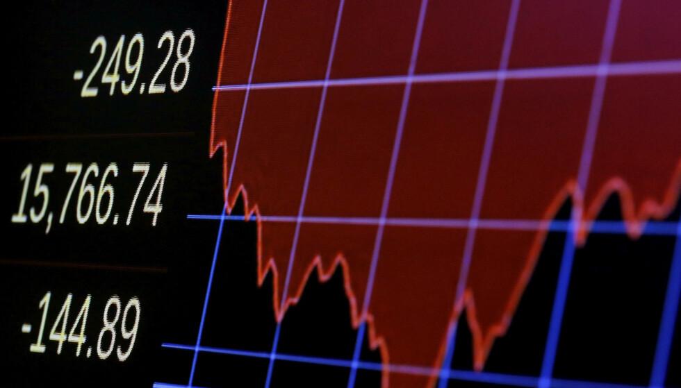 Det internasjonale pengefondet (IMF) advarer om at en ny finanskrise er rett rundt hjørnet. Norsk økonom sier finanskrisen kan svekke norske oljepriser. Foto: Brendan McDermid / NTB Scanpix