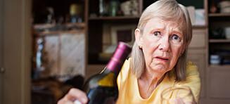 Avslører dramatisk misbruk: - Bestemor drikker i smug