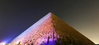 Ny studie hevder oldtidas Egypt kan ha blitt veltet av klimaendringer