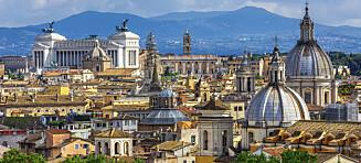 Roma er byen du aldri blir helt ferdig med