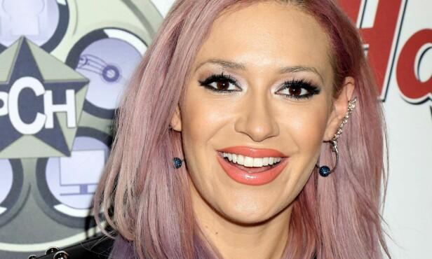 SNAKKET UT: Kaya Jones, som en periode var med i The Pussycat Dolls, hevder at hun og andre medlemmer i gruppa ble utsatt for misbruk på starten av 2000-tallet. Foto: KCR/REX/Shutterstock/ NTB scanpix