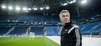 Rosenborg foran returmøtet med Zenit: - Vi må være en større trussel