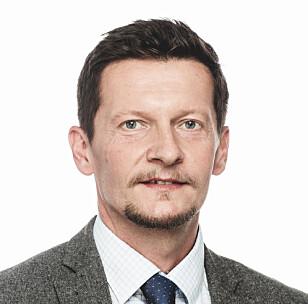 NOKUT-direktør Terje Mørland.
