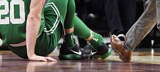 Hayward til Celtics-fansen etter skrekkskaden: - Dette går bra