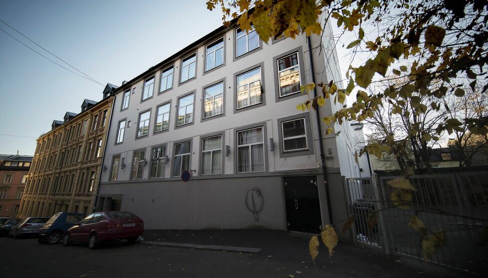 HANDLET: Grønnegata 21 var en av boligene snekker, Carl Thomas Andersson, solgte til Oslo kommune. Dette er en av flere eiendommer han bare eide i kort tid, før han solgt de videre. Foto: Bjørn Langsem / Dagbladet