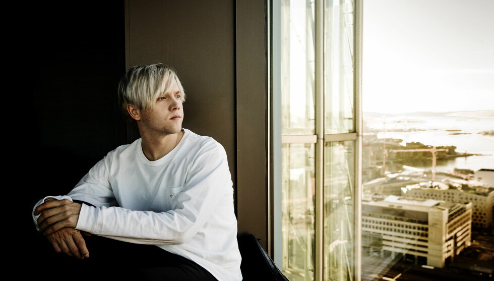"<strong>Ny plate:</strong> Med ""Maktlaus"" gir Daniel Kvammen ut årets andre album. Foto: Nina Hansen / Dagbladet"