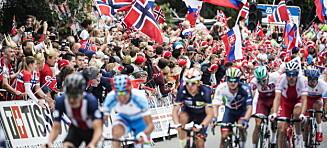 - Sykkelforbundet vil låne penger av NIF