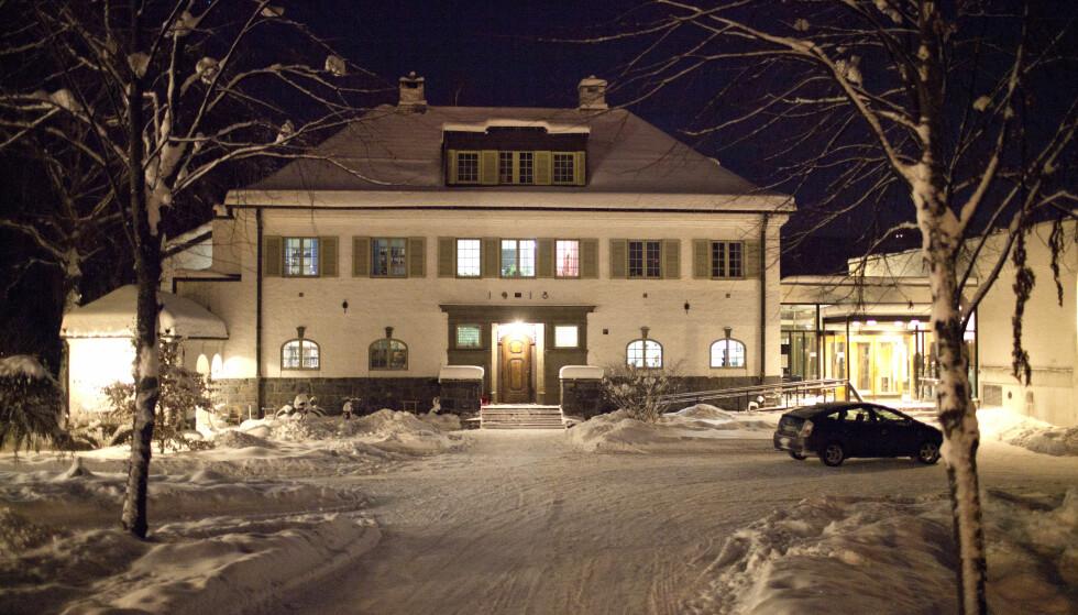 FORGIFTET: En elev på Nansenskolen på Lillehammer må møte i retten, tiltalt for å ha forgiftet en medelev med frostvæske. Foto: Jørgen Upsaker / Scanpix