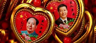 Xi Jinping er kronet, nå troner han nest etter Mao