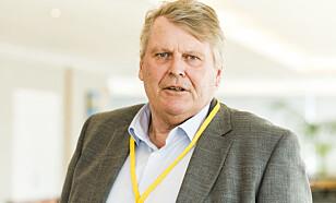 VIL HA OVERSIKT: Hans Fredrik Grøvan i KrF mener Stortinget ikke har hatt kontroll over utgiftene. Foto: Ned Alley / NTB scanpix