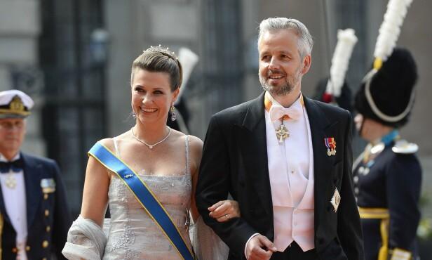 TIDA ETTER: Da det ble offentliggjort at Ari Behn og prinsesse Märtha Louise skulle skille seg, var det mange som reagerte med sjokk. Dokumentarserien følger Ari etter bruddet. Foto: NTB scanpix