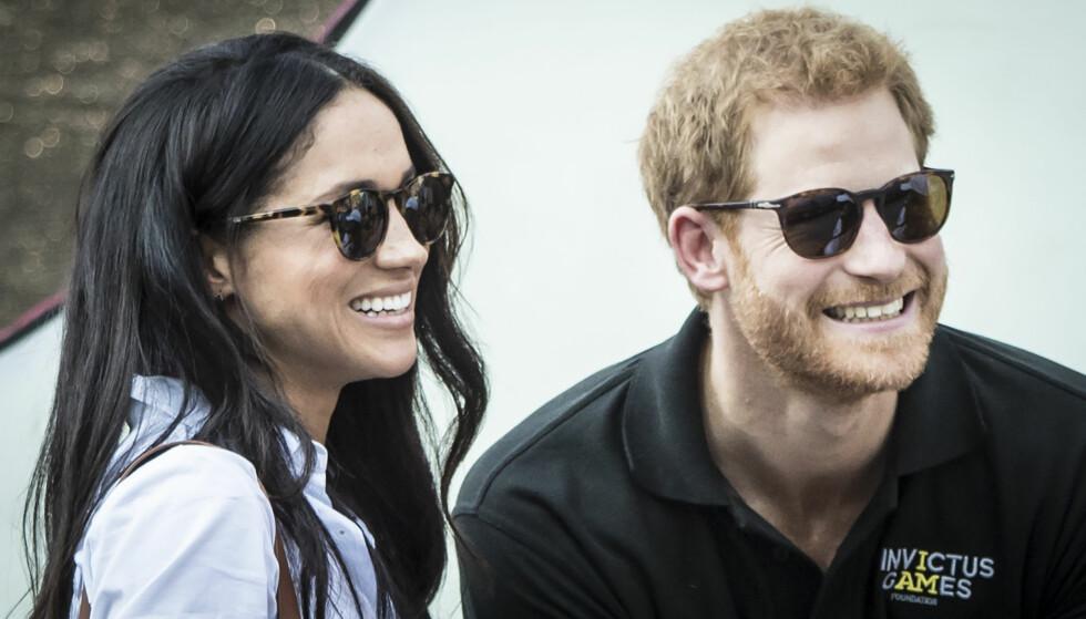 SLEKTSGRANSKING: I en ny undersøkelse viser det seg at en av prins Harrys forfedre sørget for at en bak i kjærestens slekt mistet hodet sitt Foto: NTB Scanpix