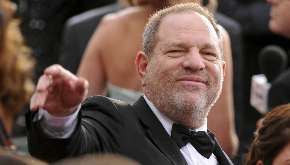 SYNDEBUKK: Harvey Weinstein mener at han er blitt en syndebukk for hele Hollywood. - Mr. Weinsteins er ikke uten feil, men dette handler ikke om kriminell atferd, sier hans advokat Ben Brafman. Foto: NTB scanpix