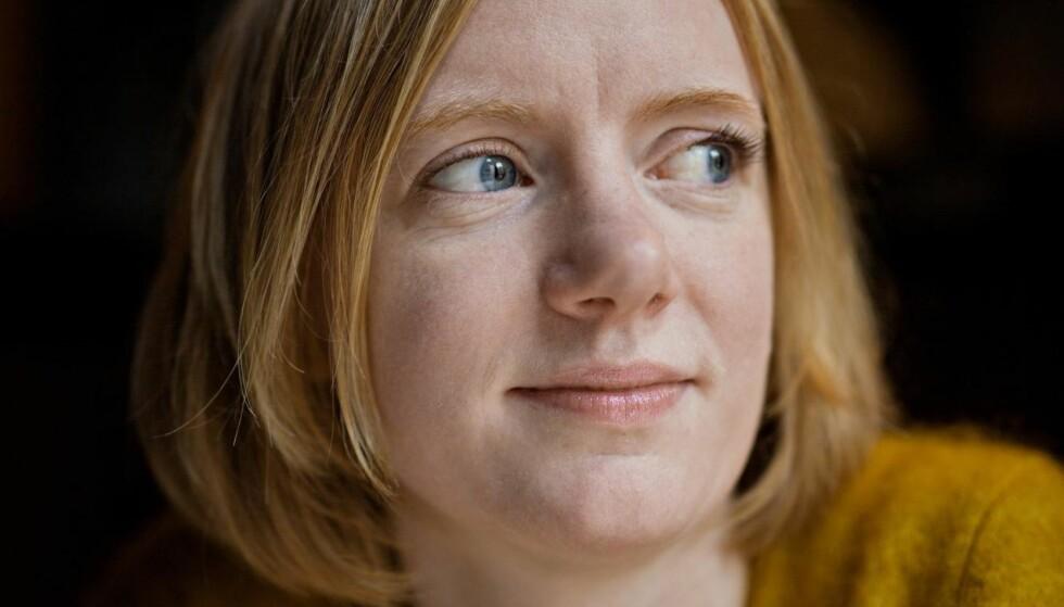 ENKEL SERVERING: Erika Fatland er gift med Erik Fosnes Hansen, forfatter og dessuten matanmelder i VG. – Så der satt jeg og leste om maten han hadde blitt servert på en eller annen ny gourmetrestaurant; selv satt jeg ombord på en lastebåt i Nordøstpassasjen og gomlet russisk hermetikkmat fra bokser som ikke var spisifisert utover «kjøtt» og «fisk». Akkurat da syntes jeg litt synd på meg selv. Foto: Jørn H. Moen