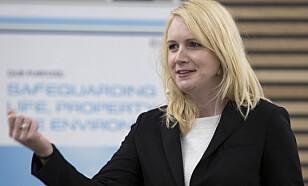 DAGLIG LEDER: Irene Lystrup er daglig leder i kronprinsparets fond. Foto: Terje Pedersen NTB / scanpix