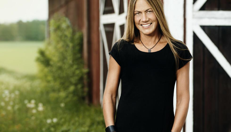 KNUST: TV-bonden Leonora Vilhelmsson skriver på sin egen blogg at hun er svært preget etter bruddet. Foto: Daniel Ohlsson/ TV4