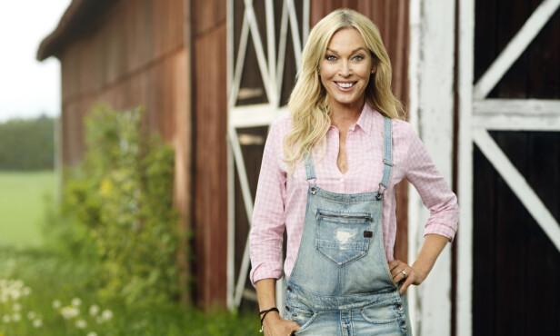 SJOKKERT: «Bonde söker fru»-programleder Linda Lindorff. Foto: Daniel Ohlsson/ TV4