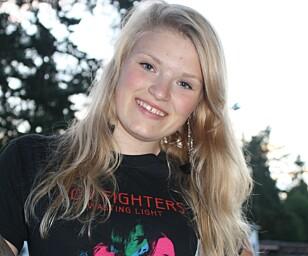 BLE DREPT: Maria Maagerø Johannesen (17) døde på Utøya 22. juli 2011. Foto: Privat