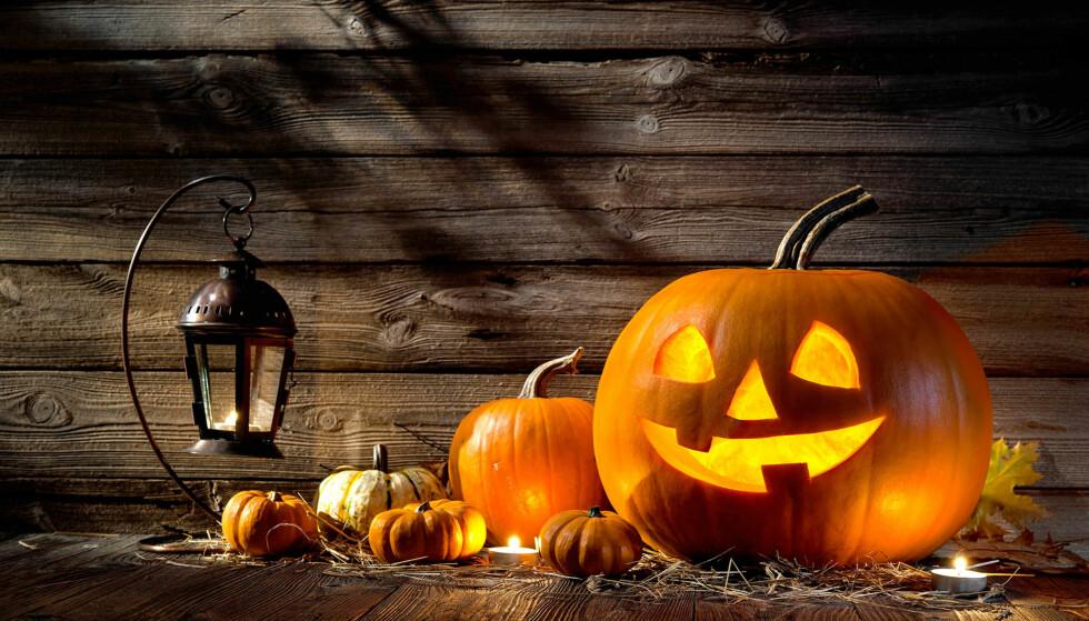 NORSKE RØTTER: Halloween beskyldes ofte for å være en tradisjon importert fra USA, men så enkel er ikke forklaringen. Foto: Shutterstock / NTB Scanpix