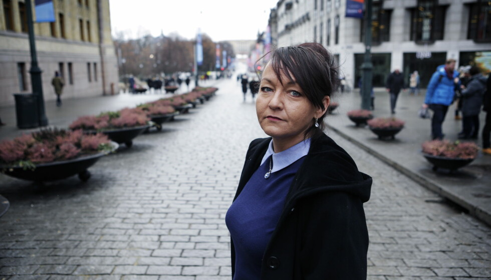 NY STATSSEKRETÆR: Line Miriam Sandberg er utnevnt til statssekretær for helseminister Bent Høie. Det har ført til ny oppmerksomhet rundt et Facebook-innlegg fra i sommer. Foto: Frank Karlsen / Dagbladet