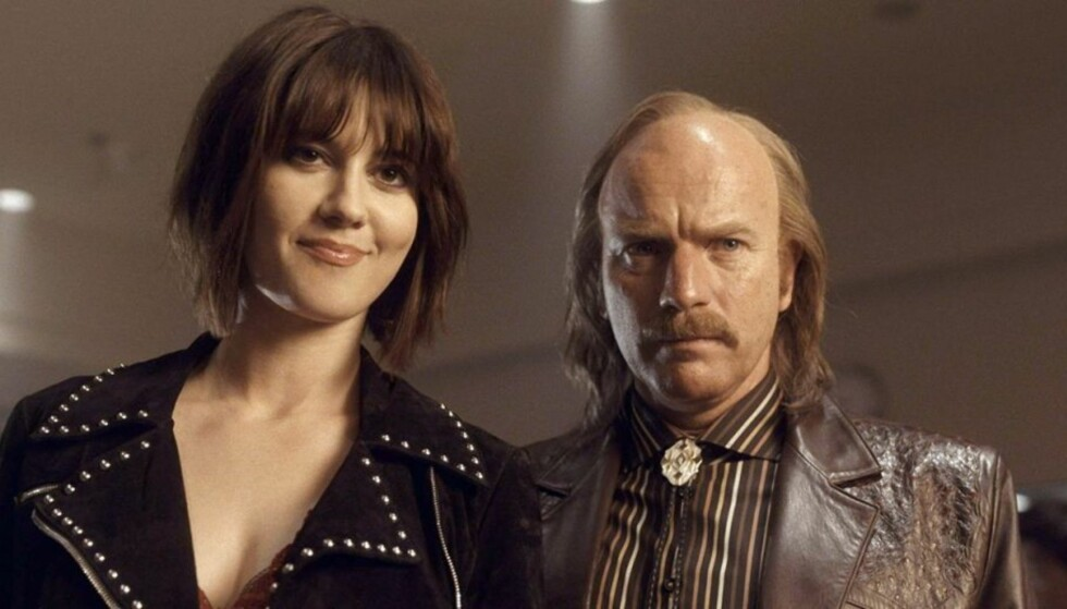 """LYKKEJEGERE: Mary Elisabeth Winstead og Ewan McGregor som litt av et par i tredje sesong av """"Fargo"""", i en historie som bare har stemningen og ikke personene felles med de tidligere to sesongene."""