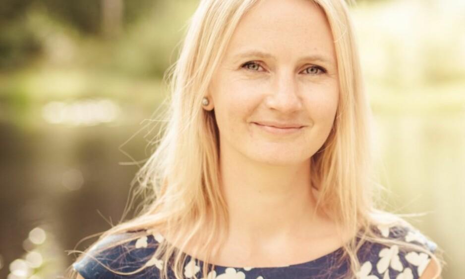Nytt talentprogram: Den første komponisten som er valgt ut er Therese B. Ulvo, som skal jobbe med Oslo-Filharmonien. Foto. Andreas Ulvo