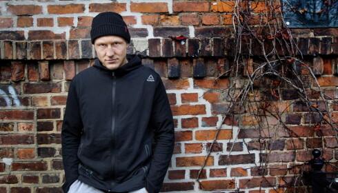 KLAR: Jack Hermansson er snart skadefri. Han håper han kan få en kamp på gigantstevnet der McGregor skal møte Nurmagomedov. Foto: Henning Lillegård