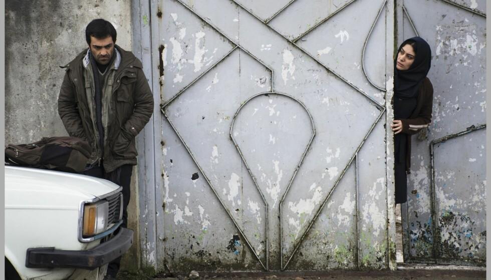ÅRETS FILM: I «Mannen mot strømmen» («A Man of Integrity») vender Mohammad Rasoulof tilbake til skildringen av enkeltmenneskers skjebne under et autoritært styresett. Foto: Film fra sør