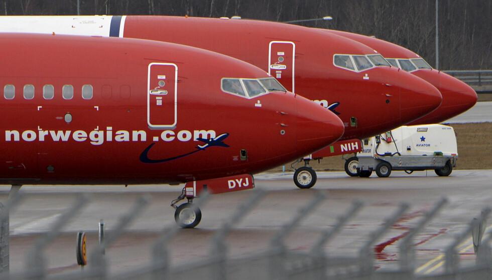 FÅR NEI: Norwegian. Foto: NTB Scanpix