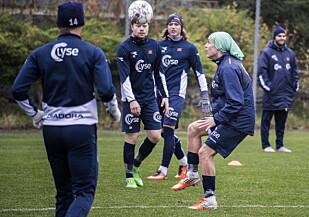 SULTEN PÅ REVANSJ: Tommy Høiland vil være en del av gruppa som spiller Viking opp igjen. Foto: Hans Arne Vedlog / Dagbladet