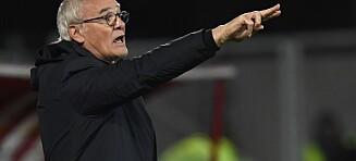 Ble stemplet som for gammel - nå sjokkerer genierklærte Ranieri igjen