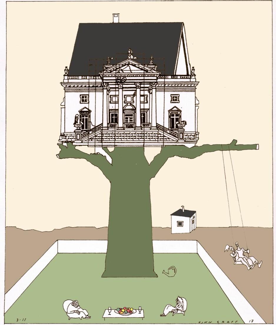 Fortellingen om boligpolitikken sprekker