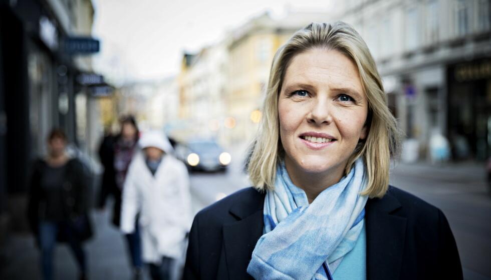 FÅR MOTBØR: I sak etter sak risikerer Sylvi Listhaug (Frp) å bli utfordret i innvandringspolitikken nå før jul. Foto: Nina Hansen / Dagbladet