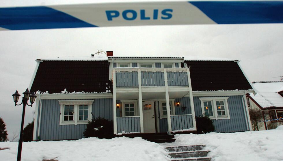 DRAP: Helge Iversen ble dømt for medvirkning til drapet på kona, som ble funnet død i deres hjem i Knutby i Sverige i 2003. Foto: Bjørn Larsson Ask / NTB scanpix.